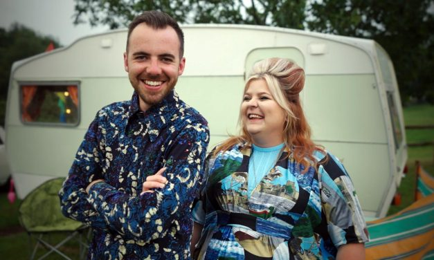 Alpaca walks, fossil hunting, coastal kayaking and sand sculpting – Steph and Cam's camping experience of a lifetime on Channel 4's The Perfect Pitch