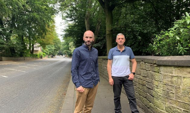 'Cut down speed but don't cut down trees' is councillors' message over controversial A629 Halifax Road widening scheme