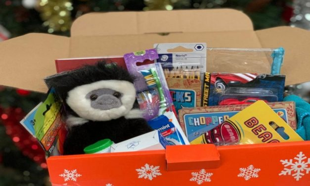 Meltham Shoebox Campaign brings Christmas joy to deprived children in Eastern Europe and here's what you can do to help