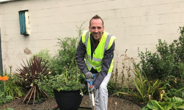 How volunteers cleaning up Golcar have given the village a new sense of community spirit and pride