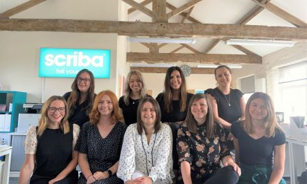 Scriba PR aims to raise £8k for Grimm & Co to help support literacy in young people
