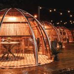 Dining igloos, fire pits, a cinema room and cocktail trees – bring on winter at the Venue Bar & Kitchen Huddersfield